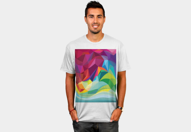 Swirl T-Shirt - Design By Humans