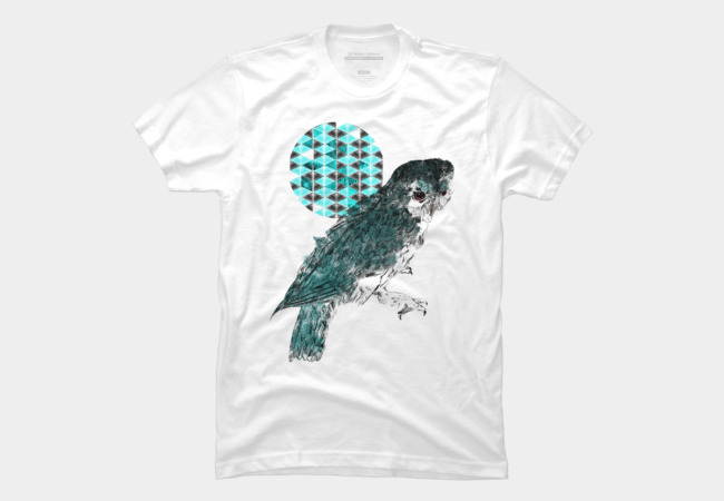 blue owl Men's T-Shirt