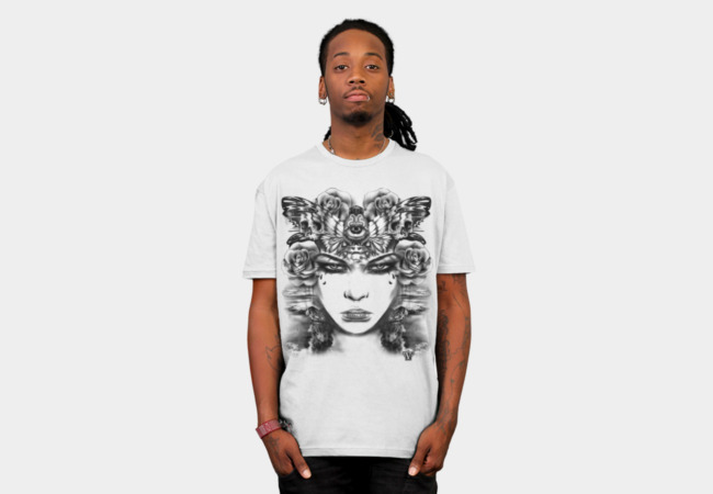 Third Eye T-Shirt - Design By Humans