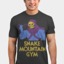 VictorStagnetti wearing snake mountain gym by louisroskosch