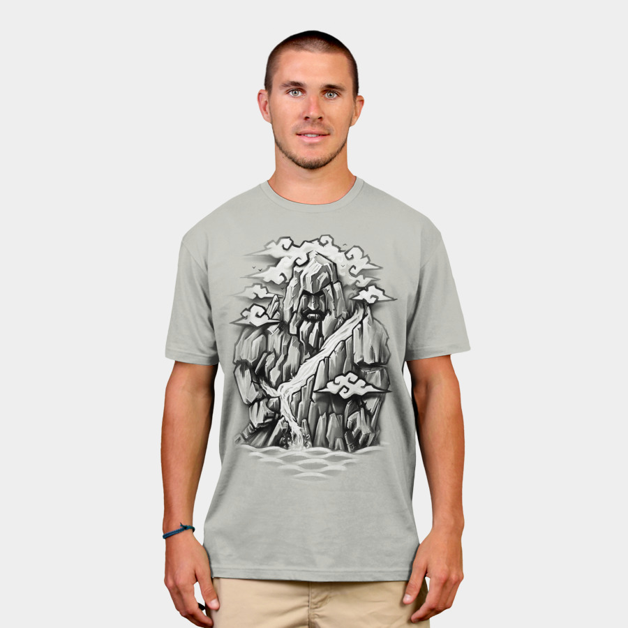 the Mountain t-shirt