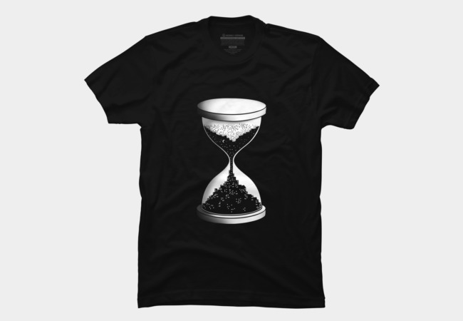 Sands of Time Men's T-Shirt