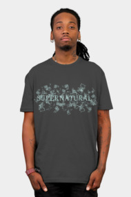 Supernatural Glass Shatter 2