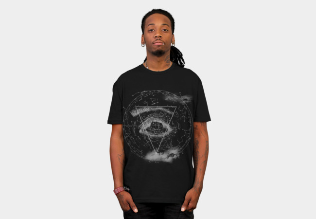The Eye of the World T-Shirt - Design By Humans