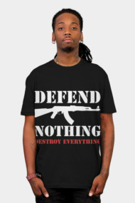 Defend Nothing! Ver.2