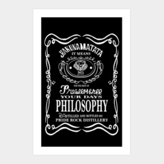 Shot of philosophy.