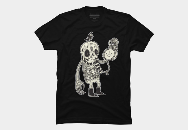 Running Out of Time Men's T-Shirt