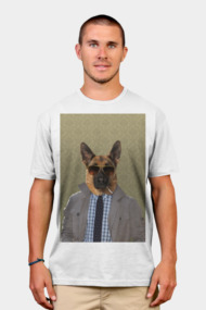 Guy the German Shepherd