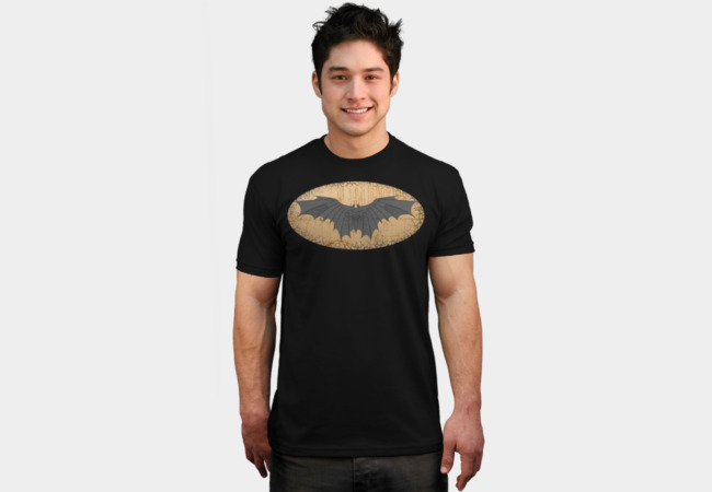 Leonardo da Vici Bat Version T-Shirt - Design By Humans