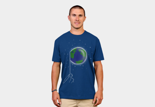 Bubble T-Shirt - Design By Humans