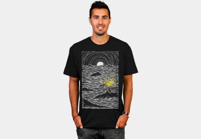 Lighthouse T-Shirt - Design By Humans