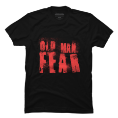 Old Man Fear (Blood Red)