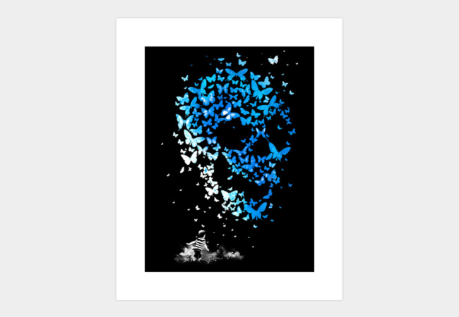 Chaos theory Art Print - Design By Humans