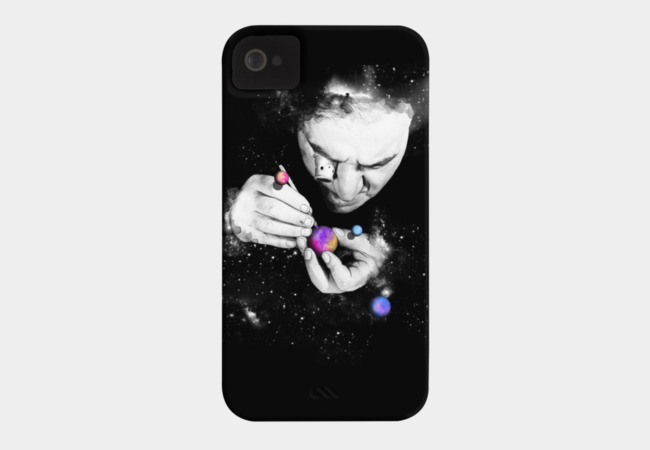 make your own universe Phone Case - Design By Humans