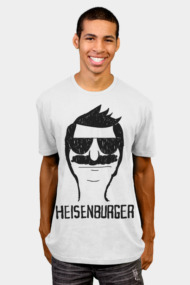 Breaking Bob - Heisenburger - Black