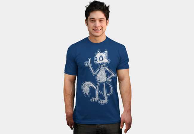 Modern Cartoon T-Shirt - Design By Humans