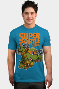 Super Turtle Bros - Mikey