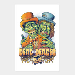 Dead and Deader Zombie Tribute to Dumb and Dumber