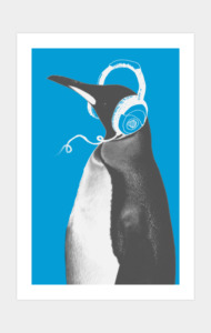 PENGUIN HEADPHONES