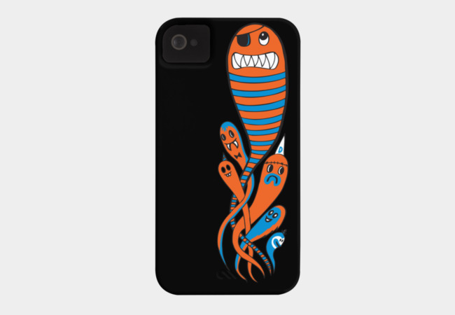 The Demons In Me Phone Case - Design By Humans