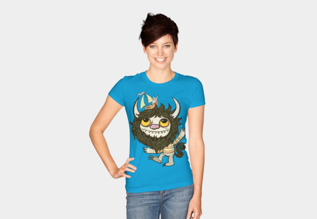 An Ode To Wild Things 2 T-Shirt - Design By Humans